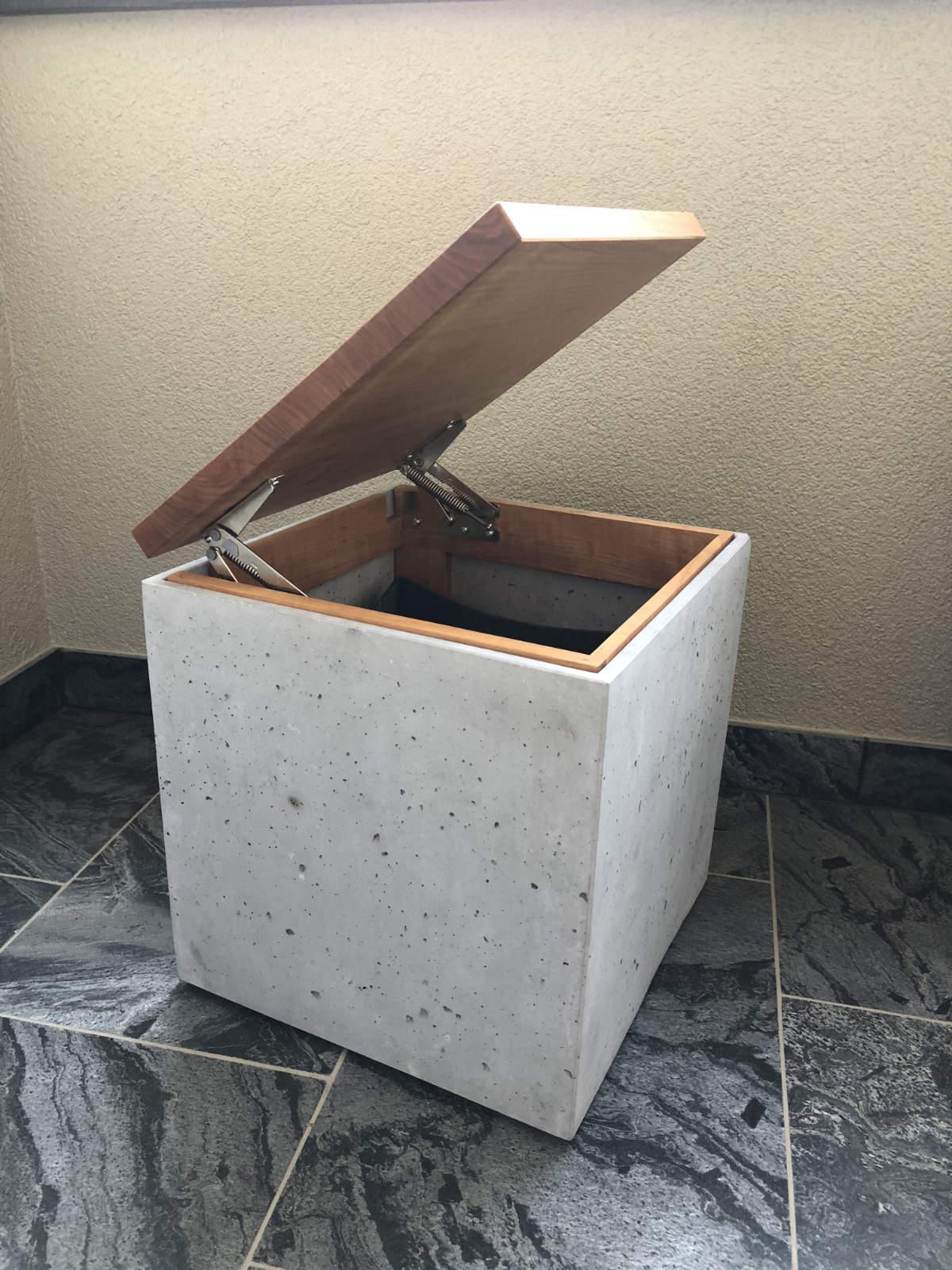 Modula Einsatz IV »Wäscheabwurf«