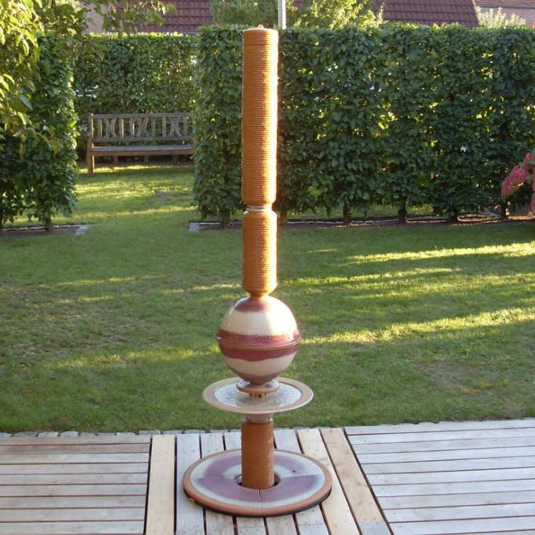 Gartenbrunnen CACTUS 20