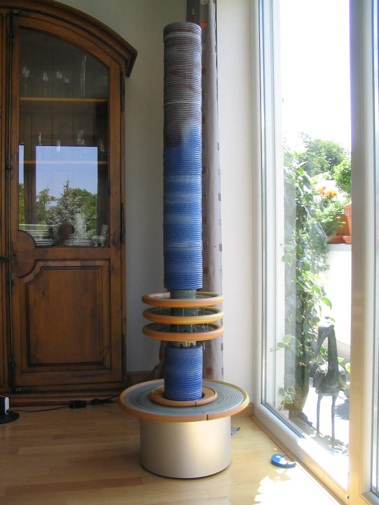 Balkon- und Zimmerbrunnen CACTUS 22 EX