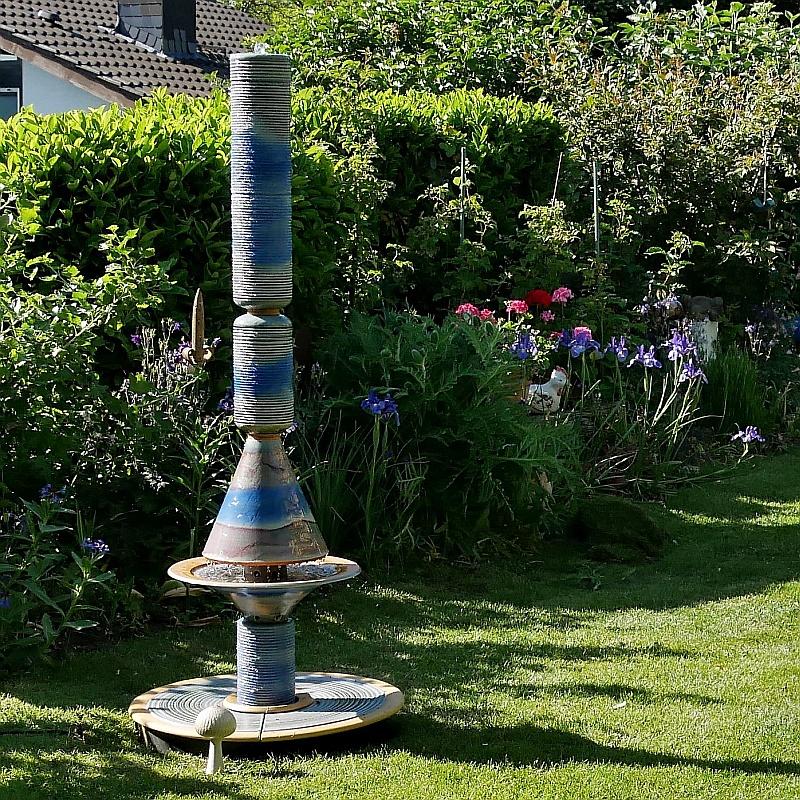 Gartenbrunnen CACTUS 21